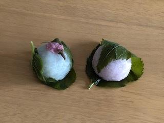 vs 桜餅 二○の其の四