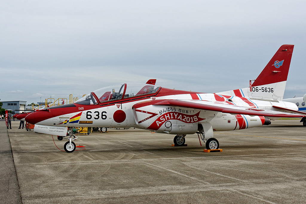 T-4 2018年芦屋基地航空祭記念塗装機