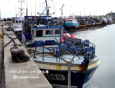 干満差の激しいRoscoff漁港REVdownsize