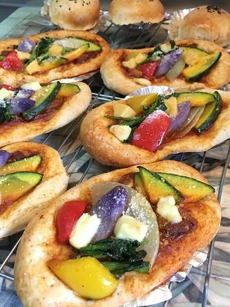 野菜パン1