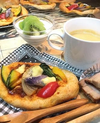 野菜パン2