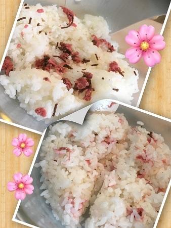 桜塩漬け3
