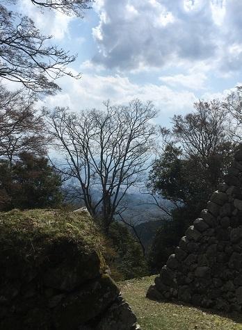 高取城跡6