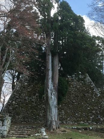 高取城跡8