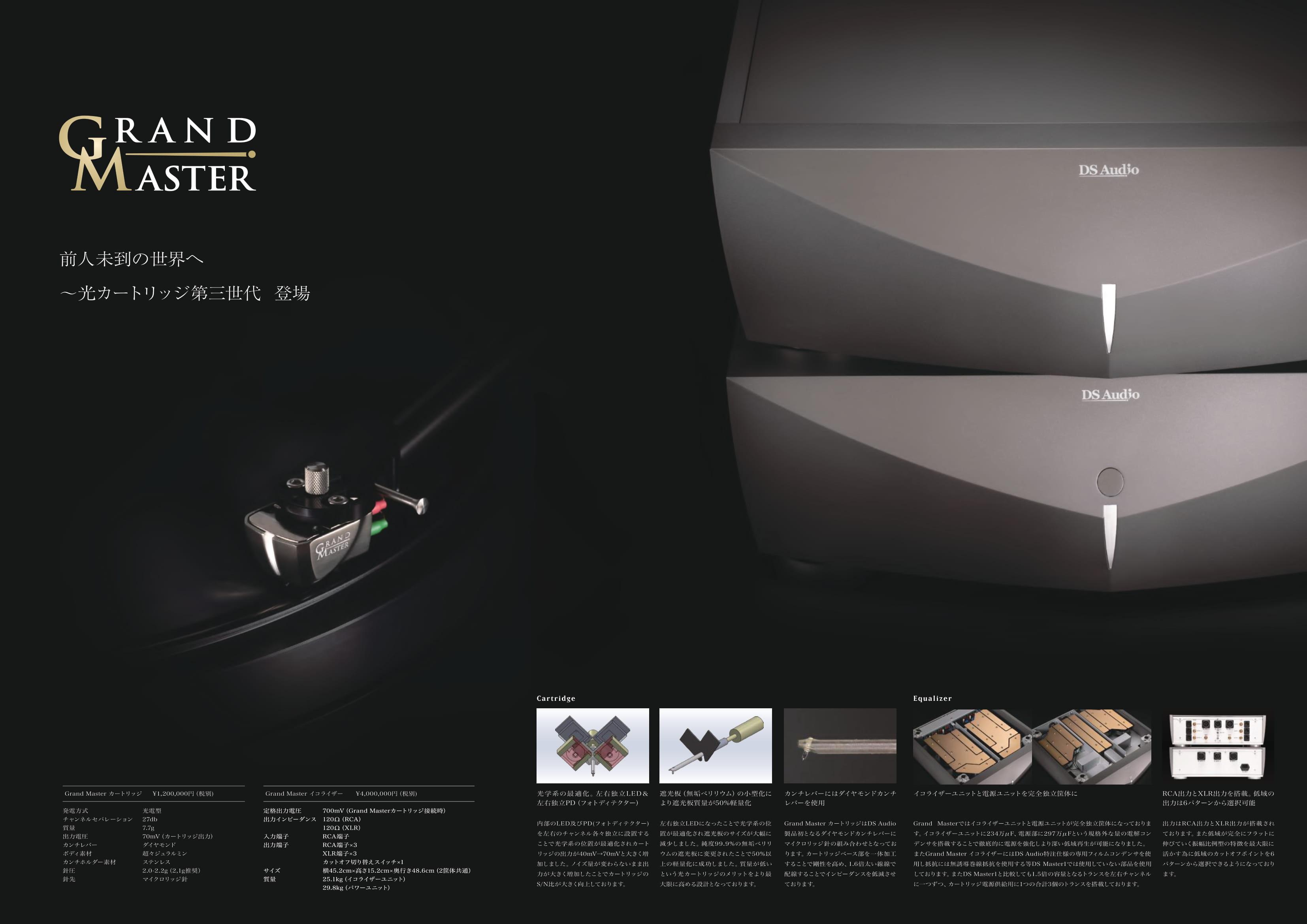 Grand Master製品カタロク_-1