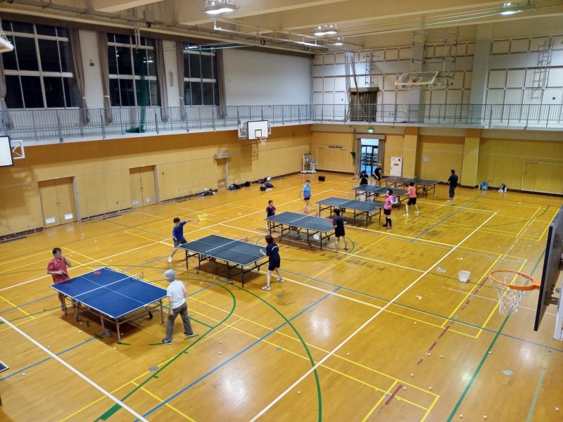 瑞光レクセン卓球教室
