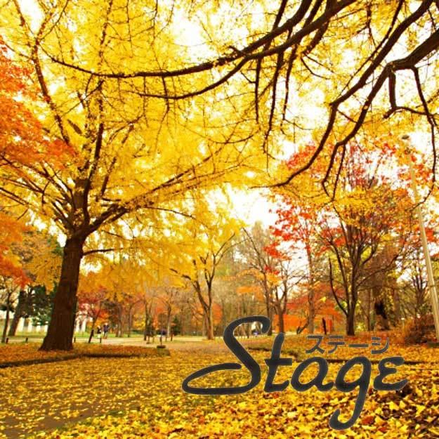 ステージ秋ロゴ