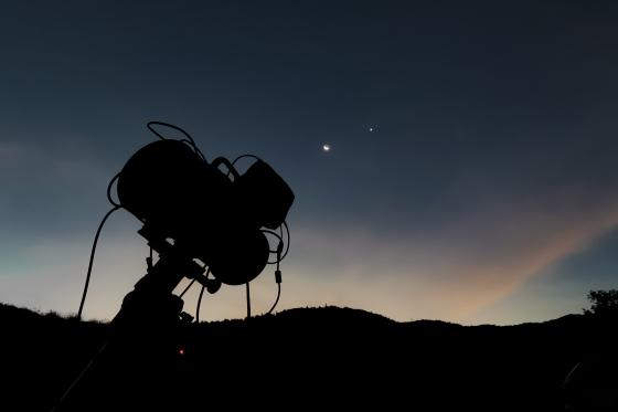 月と金星Ⅲ