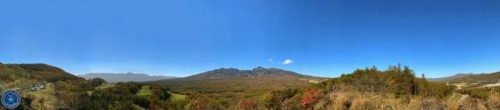 八ケ岳パノラマ