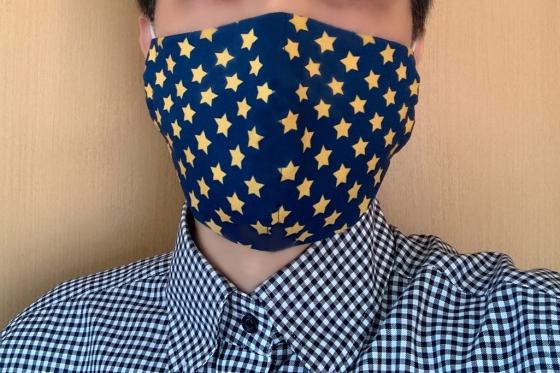 Masked Norris