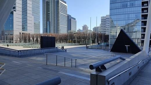 ケヤキ広場20201221