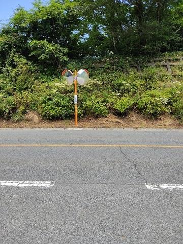 道がない20200825