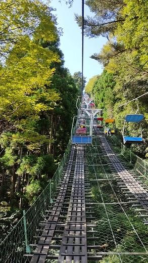 高尾山リフト20201016