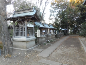 DSCN2252朝霞 氷川神社 4