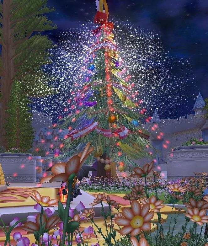 GFブログ(W10)用606E クリスマスツリー