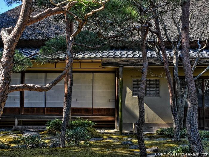 旧一条恵観山荘