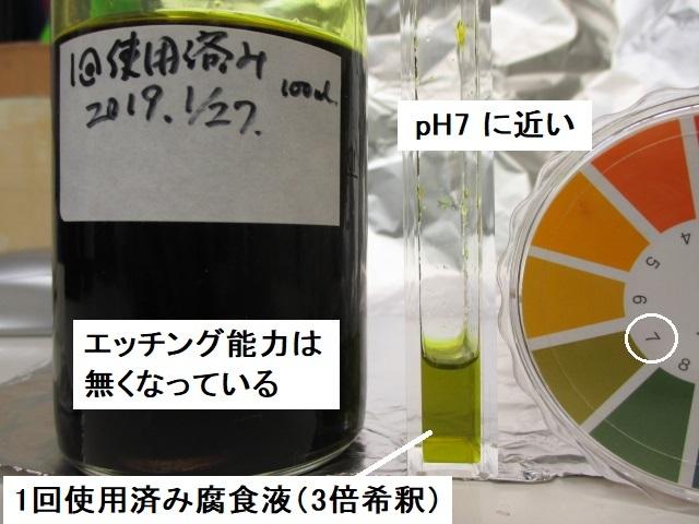 腐食液の寿命03