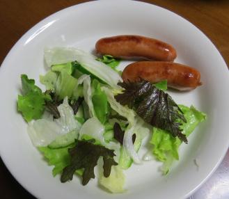 コーラルリーフのサラダ2