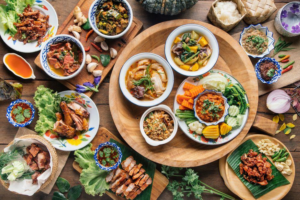 タイ料理画像