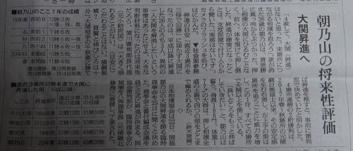 20200323・大相撲12・朝乃山大関昇進・中