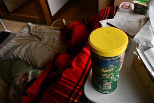 20200411・カメさん冬眠から覚める22