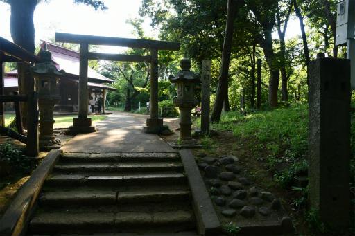 20200529・派遣登録散歩4-07・浅間神社鳥居