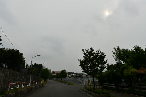 20200627・二度目の仕事休日に狭山湖へ散歩空01