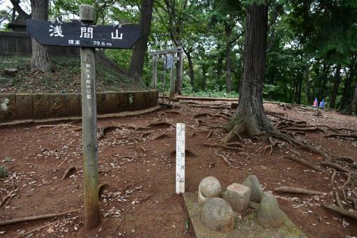 20200919・多磨霊園3-15・浅間山頂