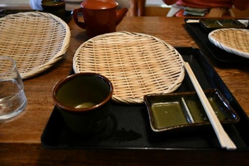 20201011・長野旅行ビミョー16・みの屋さんでお蕎麦