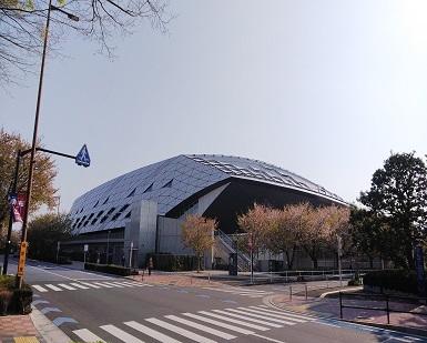 武蔵野の森スポーツプラザ2