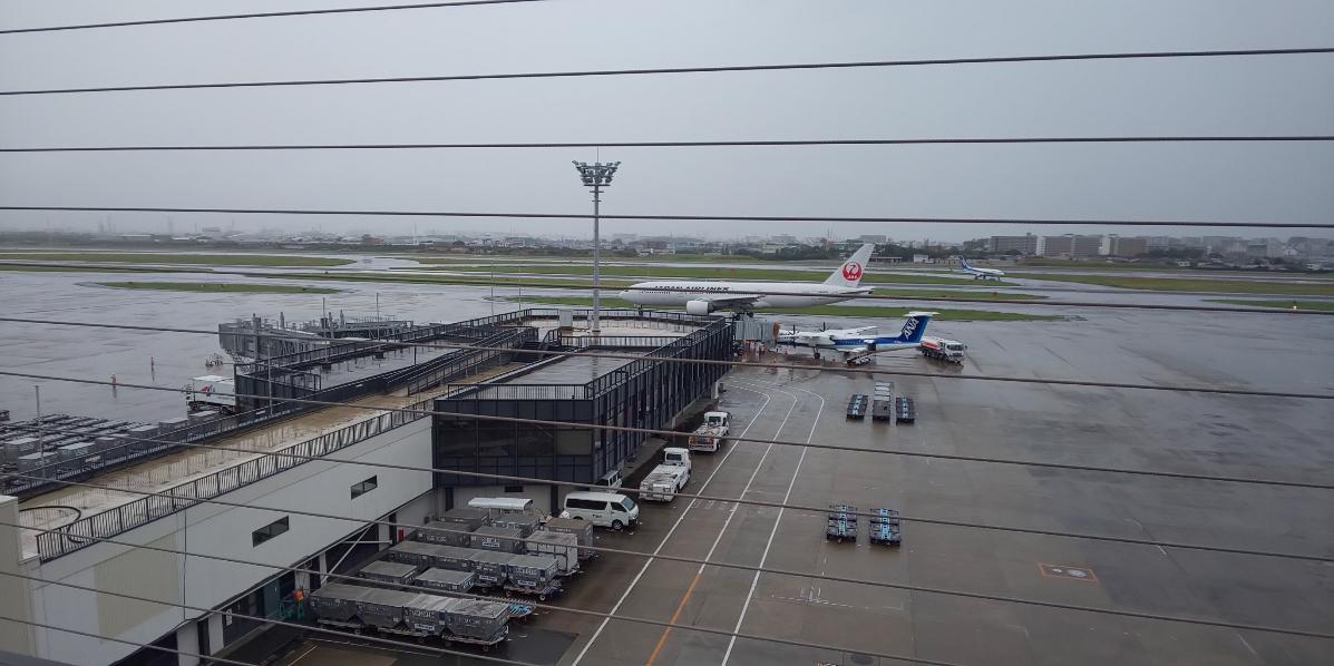 伊丹空港8