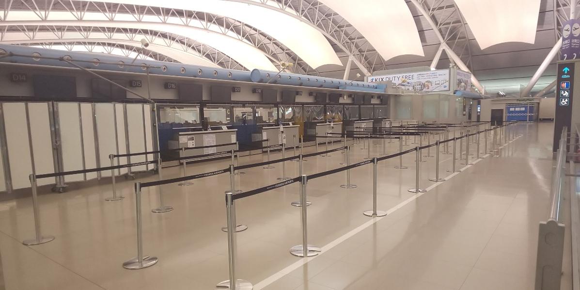 関西空港10