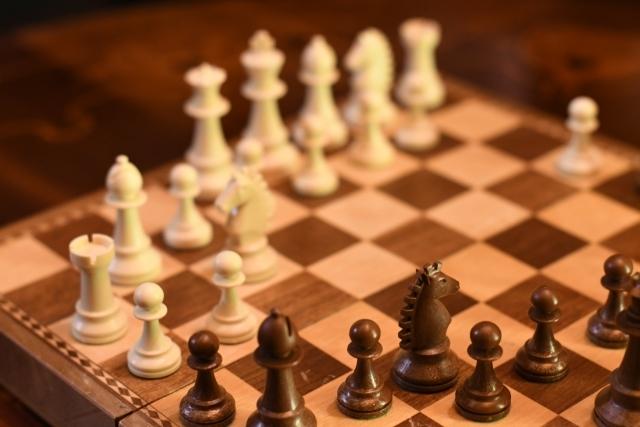 チェス 勝つ 負けない