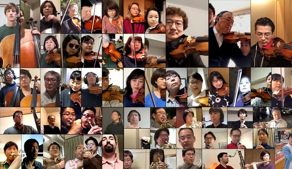 50 新日本交響楽団 テレワーク