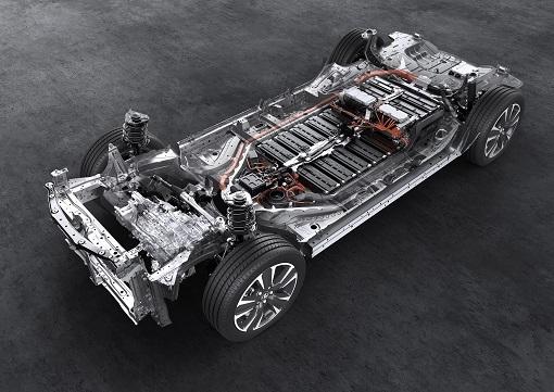 レクサスEV「UX300e」の車台