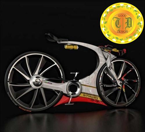 Triathlon-Race-Bike td