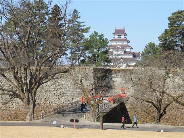 鶴ヶ城⑦IMG_7145