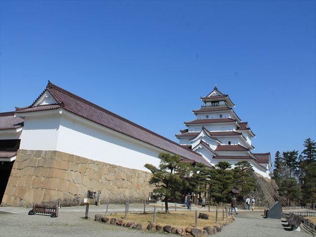 鶴ヶ城⑨IMG_7257