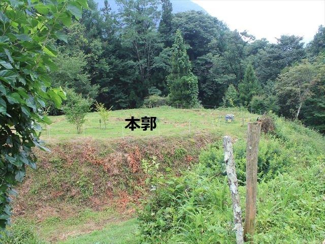 奈良井氏館IMG_8012