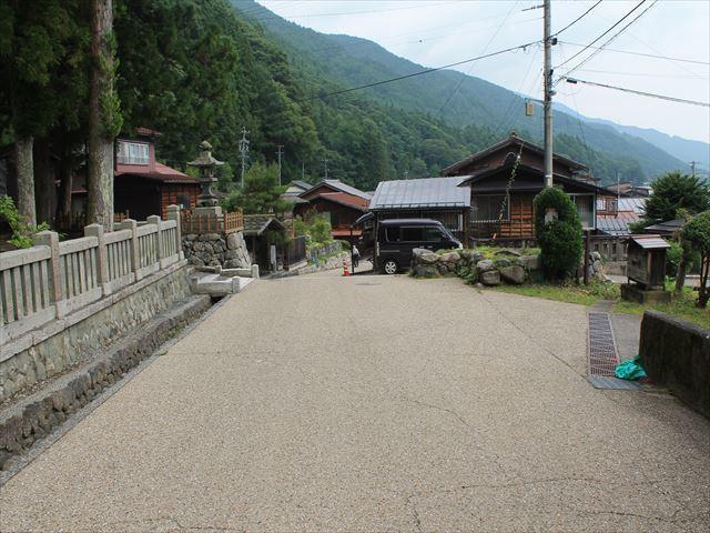 奈良井宿①IMG_7904