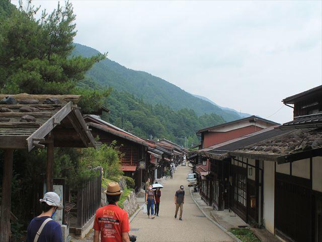 奈良井宿①IMG_7912