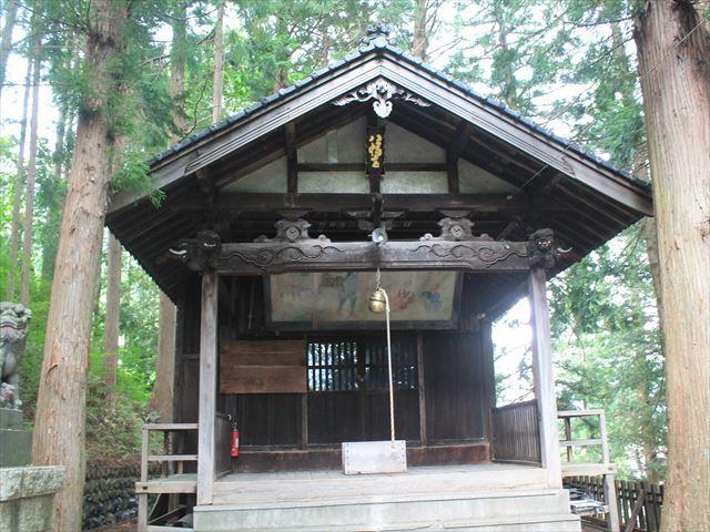 奈良井宿③IMG_7983