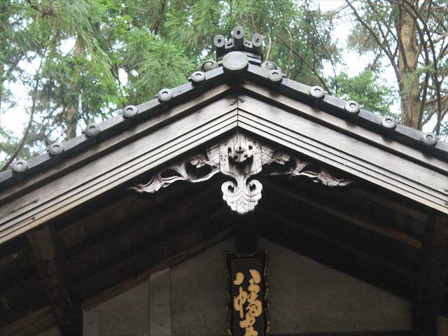 奈良井宿③IMG_7984