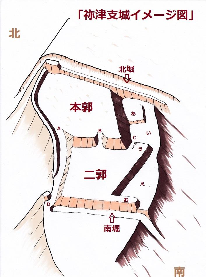祢津支城30