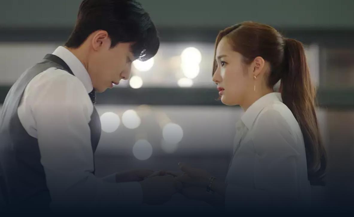 キム秘書 プロポーズ
