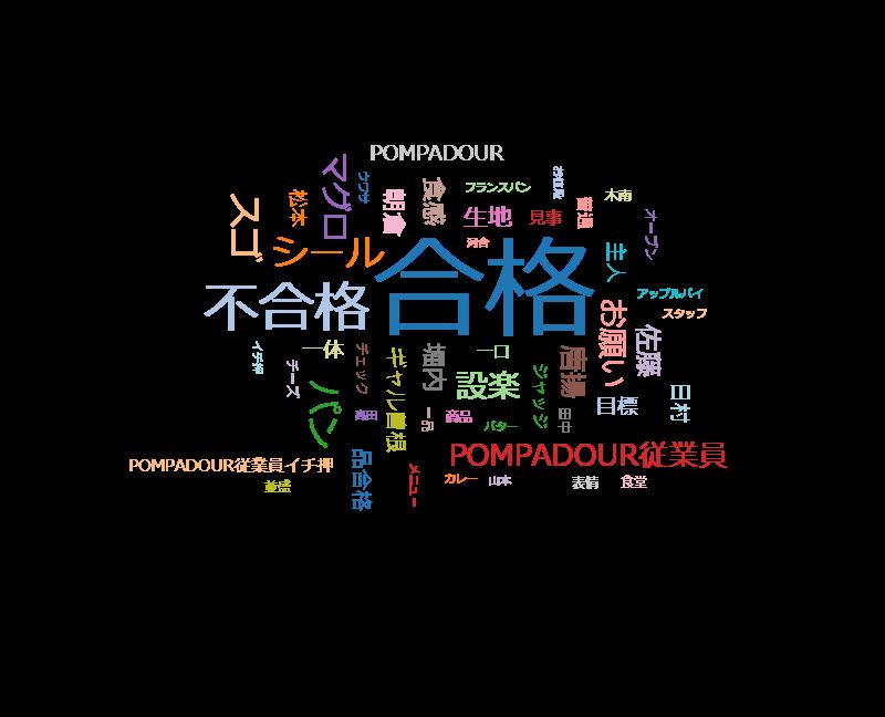 ジョブチューン 1969年創業の老舗「ポンパドウル」が参戦!