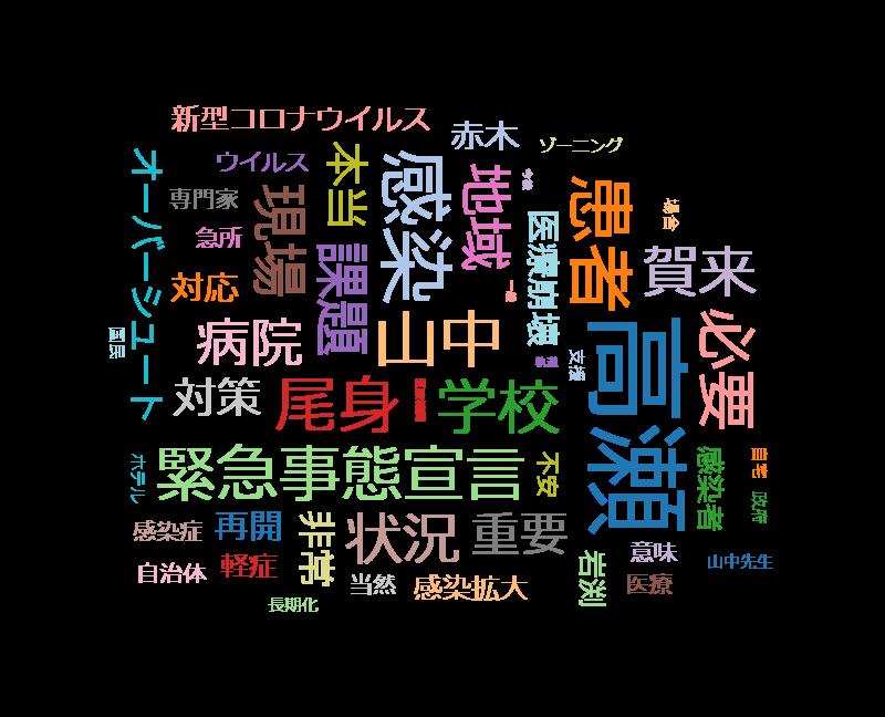 "NHKスペシャル「""感染爆発""をどう防ぐか」猛威を振るう新型コロ"