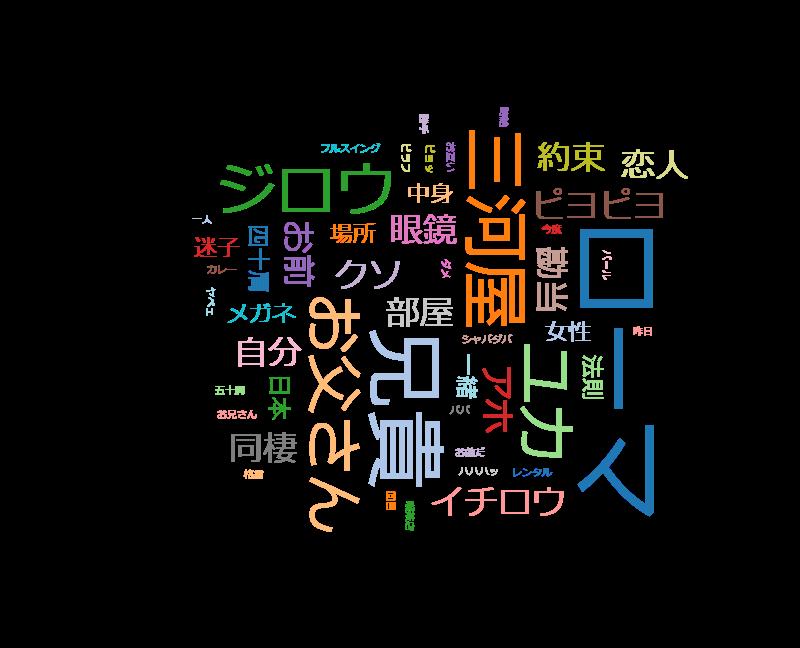 コタキ兄弟と四苦八苦 第8話 古舘寛治、滝藤賢一、芳根京子、宮