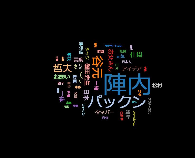 所JAPAN 世田谷ベースで所さん流おうち時間・磯田先生が語