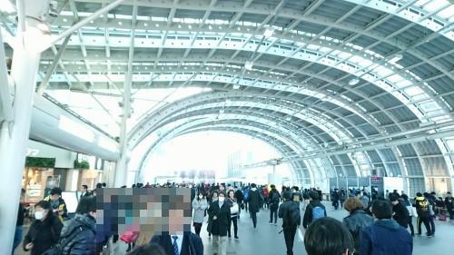 さいたま新都心駅からSSA方面
